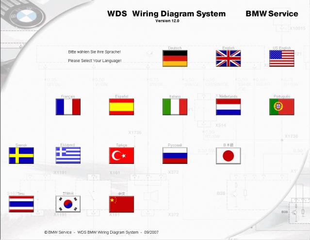 Bmw Wds Wiring Diagram System 120 Por R15000rhliteraturaautomotiva: Wds Bmw Wiring Diagram System V12 3 At Gmaili.net