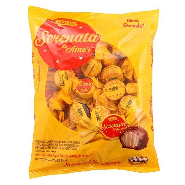 Chocolate Bombom Serenata de Amor - pacote 950g