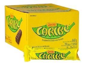 Chocolate Caribe - caixa 30 un