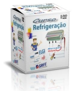 CURSO DE REFRIGERAÇÃO E MANUTENÇÃO DE  SPLIT