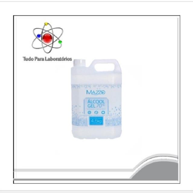 Álcool Gel - 5 Litros