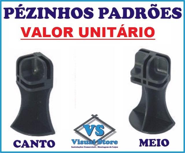 CONECTIVOS P/MODULADO DE VIDRO / TELAS *MODELOS PÉS *?cache=2021-08-26