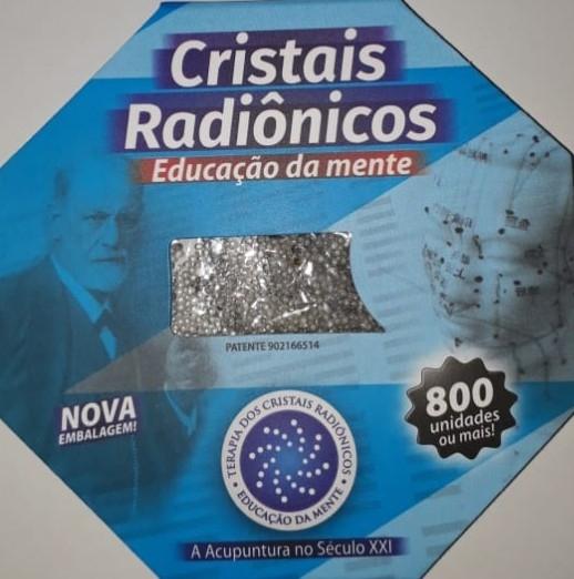 Cristais Radiônicos Acupuntura auricular e sistémica