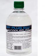 ÁLCOOL GEL 70% COM HIDRADANTE - ANTISSÉPTICO BACTERICIDA - 500ml