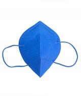 Máscara de Proteção Respiratória PFF2 S Sem Válvula Azul SuperSafety (TIPO N95) PCT c/ 10 unidades