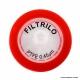 Filtro De Seringa Não Estéril Em Ptfe Hidrofóbico 0,45Micra X 25mm Caixa Com 100 un Filtrilo Sfptfe-2545