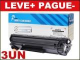 3 Unidades de Toner Compatível Hp 285a | CE285 | 435 | 436 | 278 | M1132 | P1102w Premium AAA
