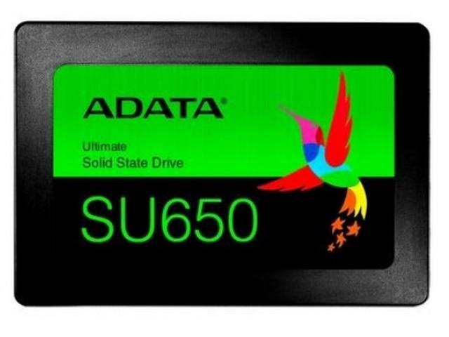 Ssd 120GB Adata Sata III 2.5 Su650