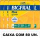 BIGFRAL PLUS TAMANHO PEQUENO CAIXA COM 80UN