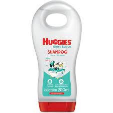 SHAMPOO EXTRA SUAVE HUGGIES 400 ML