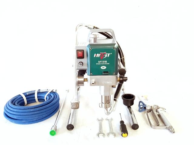 Máquina de pintura Airless FT-210