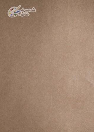 Papel Kraft 180 gramas - 30,5x30,5 - 100 Folhas