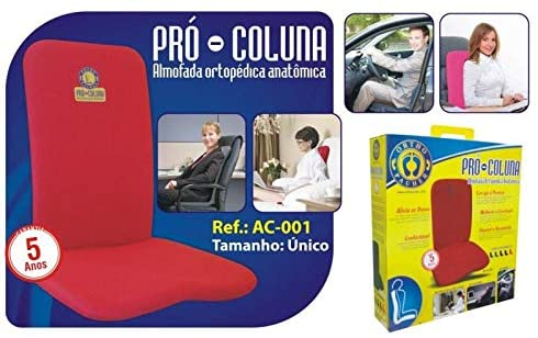 Almofada Ortopédica Anatômica Pró-Coluna  Ortho Pauher