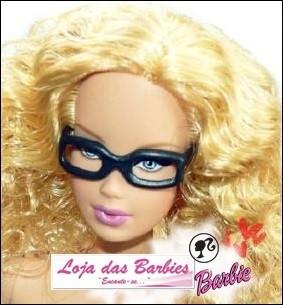 b001695062d34 Óculos De Grau Para Boneca Barbie   Modelo A por R 6,90