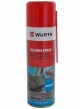 LUBRIFICANTE SPRAY SILICONE WURTH 300ML