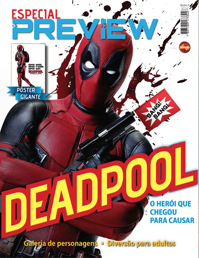 ESPECIAL PREVIEW 19 - DEADPOOL