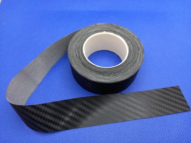 Percalina Preta Americana 24mm (Rolo de 15m) Código 564/15