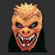 Máscara Diabo Calombo