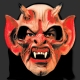 Máscara Diabo Monstruoso