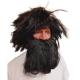 Peruca e Barba Jesus Cristo / Judas / Mendigo
