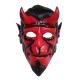 Máscara Diabo Satã Chifrudo Hellboy