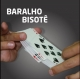 Baralho Bisotê + Dvd c/ 20 Mágicas