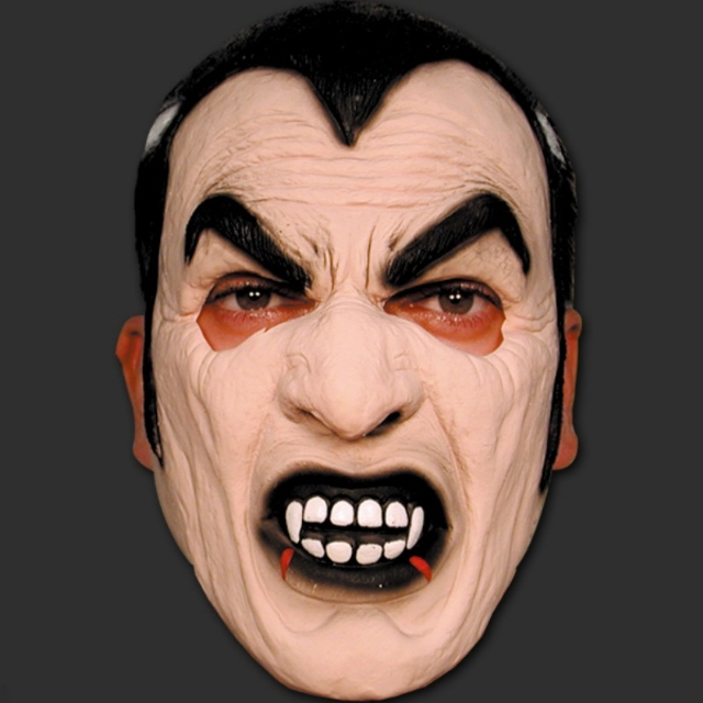 Máscara Vampiro Drácula