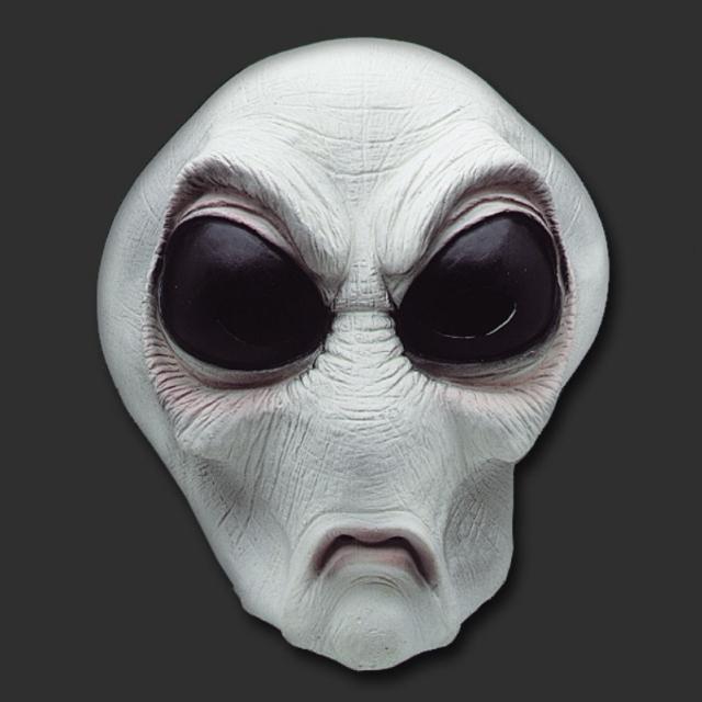 Máscara ET Extra-Terrestre