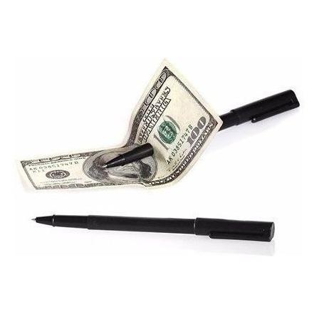 Caneta que Fura Dinheiro