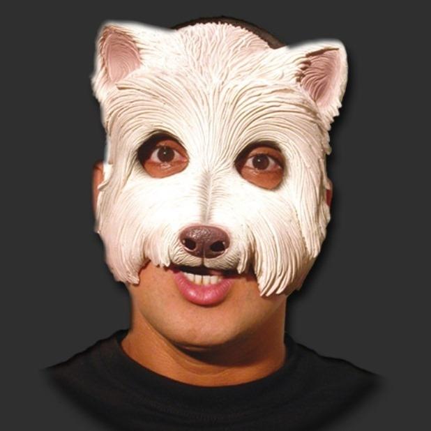 Máscara Cachorro Cãozinho