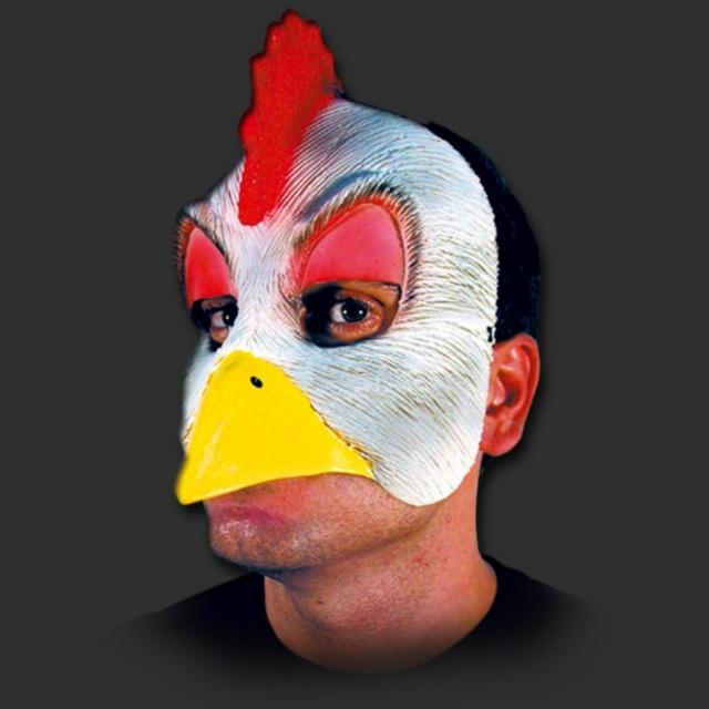 Máscara Galo Galinha