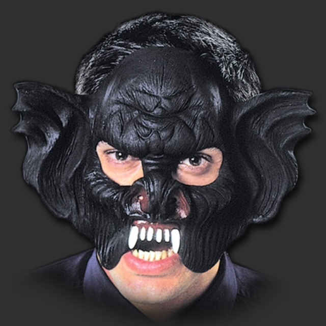 Máscara Morcego
