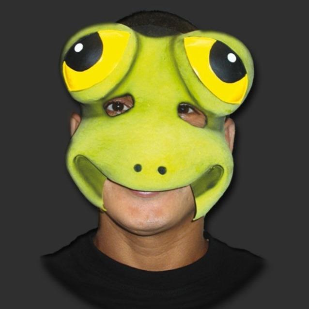 Máscara Sapo