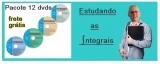 PACOTE 12 dvds integrais (com 23% desconto) incluído envio Tabela de Integrais