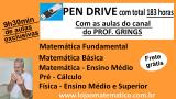PEN DRIVE COM 172 HORAS DE AULA