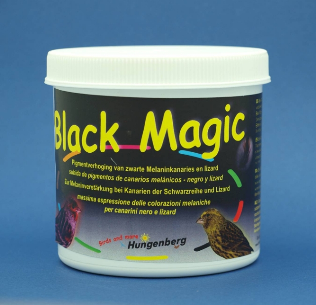 BLACK MAGIC PIGMENTO PARA EUMELANINA - 500G