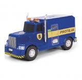 Caminhão Cofre Proteja Poliplac