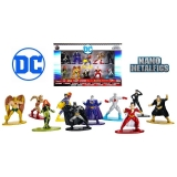 Bonecos DC Comics Nano Metalfigs Diecast Jada Serie 2 c/10