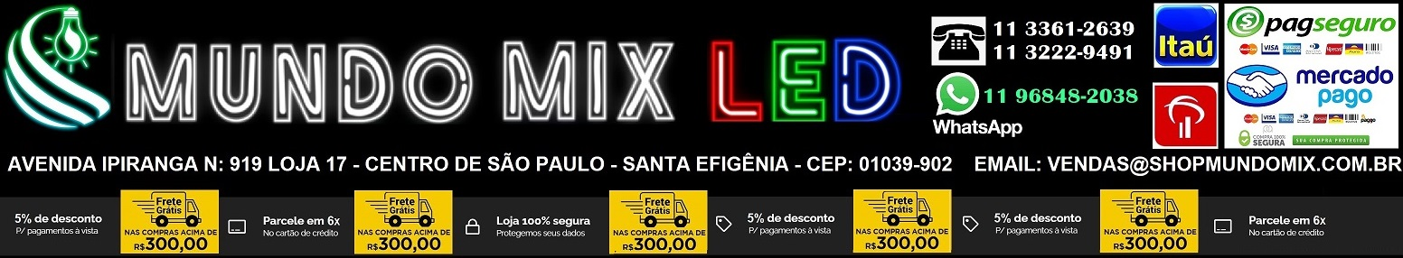 MUNDO MIX LED ELETRONICOS LTDA - ME