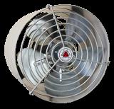 Exaustor Axial Monofásico 20cm Bi-Volt Baixa Rotação Venti-Delta - E20MBRV
