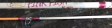 Vara p/molinete Sports Fishing Pink Fish 2 partes - 1,65 m