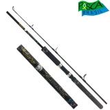 Vara p/molinete Pesca Brasil Gladiador 1,80 m - 2 partes - 30 lb
