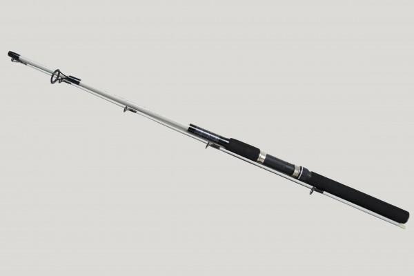 Vara p/molinete Tacom Raider 1,80 m 2 partes 25 lb