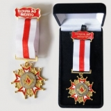 Comenda Honra ao Mérito Vermelha