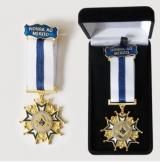 Comenda Honra ao Mérito Azul