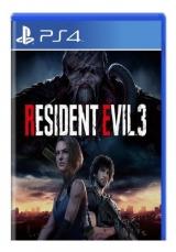 Resident Evil 3 - Mídia Física - Ps4 - Novo Lacrado