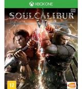 Soulcalibur Vi 6 Xbox One Mídía Física Lacrado Leg Português