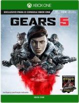 Gears 5 Xbox One Mídia Física Lacrado Pronta Entrega Nf