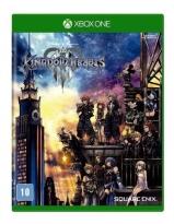 Jogo Kingdom Hearts 3 - Xbox One - Novo - Mídia Física