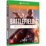 Battlefield 1 Revolution - Xbox One - Novo - Mídia Física